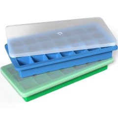 Vremi Silicone Ice Cube Trays